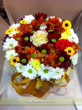 Tort floral
