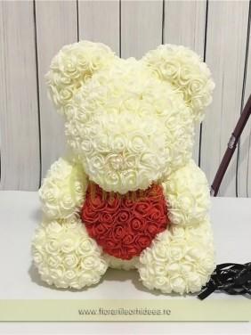 Teddy Bear Love alb